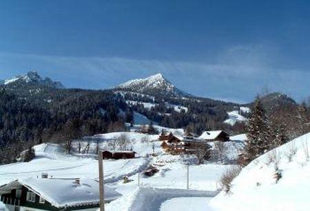Lyžařské středisko Bürserberg - fotografie