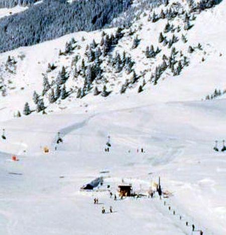 Lyžařské středisko Dienten - fotografie