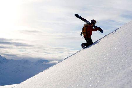 Lyžařské středisko Disentis - fotografie