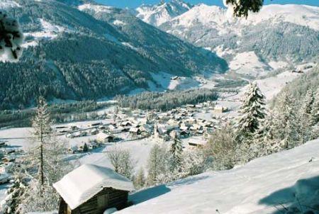 Lyžařské středisko Döllach - fotografie