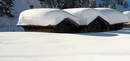 Lyžařské středisko Erpfendorf - fotografie