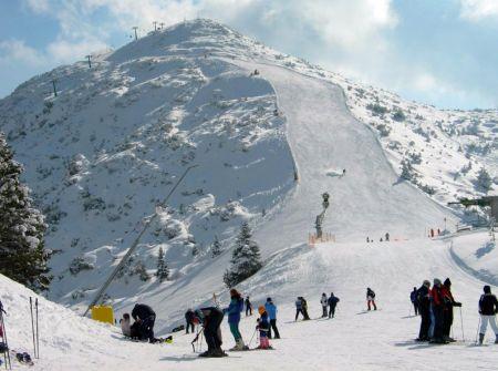 Lyžařské středisko Fai della Paganella - fotografie