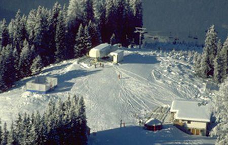 Lyžařské středisko Fendels - fotografie