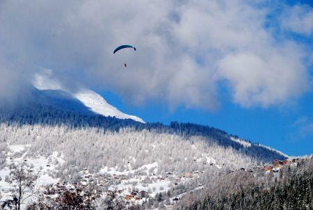 Lyžařské středisko Fiesch - fotografie