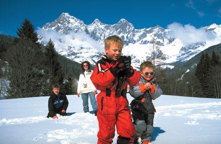 Lyžařské středisko Filzmoos - fotografie