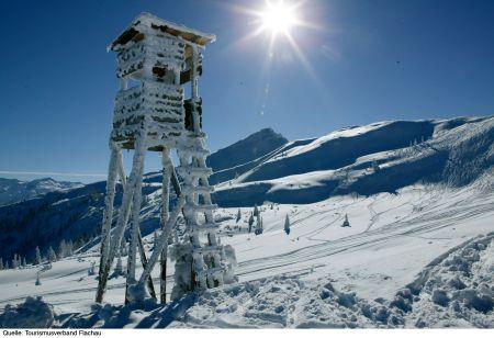Lyžařské středisko Flachau - fotografie
