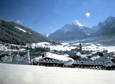 Lyžařské středisko Fulpmes im Stubaital - fotografie