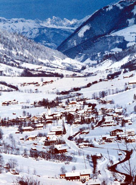 Lyžařské středisko Fusch am Grossglockner - fotografie