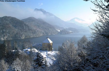 Lyžařské středisko Fuschl am See - fotografie
