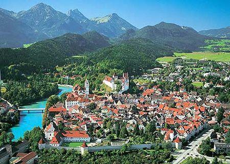 Lyžařské středisko Füssen - fotografie