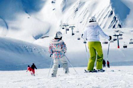 Lyžařské středisko Going - fotografie