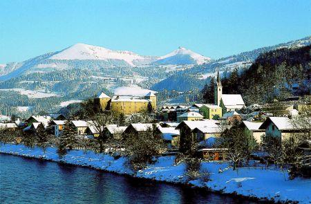 Lyžařské středisko Golling - fotografie