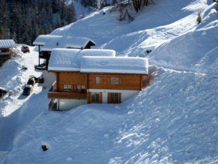 Lyžařské středisko Grimentz - fotografie