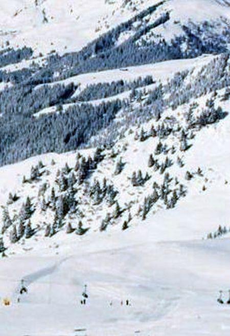 Lyžařské středisko Gröbming - Mitterberg - fotografie