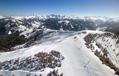 Lyžařské středisko Grossarl - fotografie