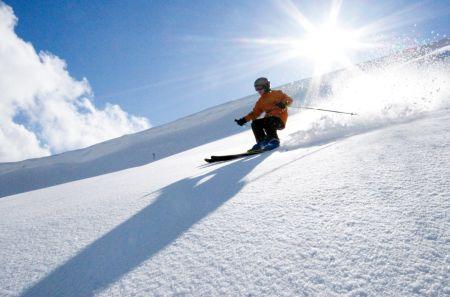 Lyžařské středisko Hart im Zillertal - fotografie