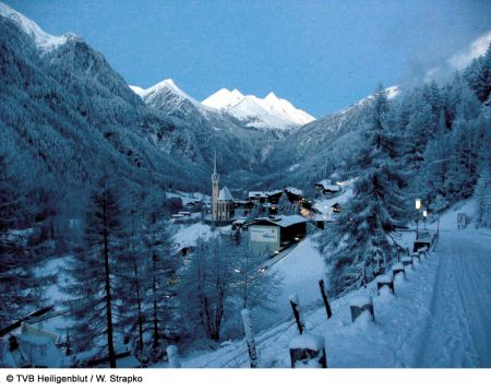 Lyžařské středisko Heiligenblut - fotografie
