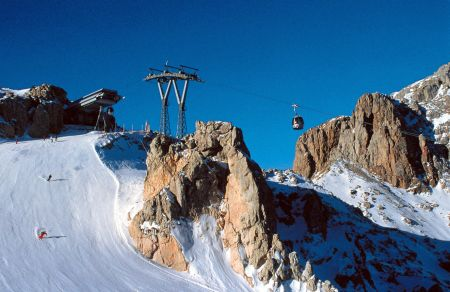 Lyžařské středisko Hermagor - fotografie