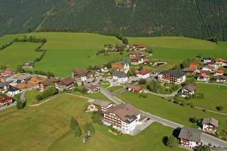Lyžařské středisko Hinterthiersee - fotografie