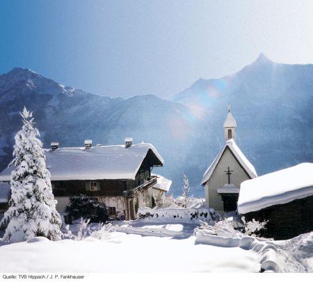 Lyžařské středisko Hippach - fotografie