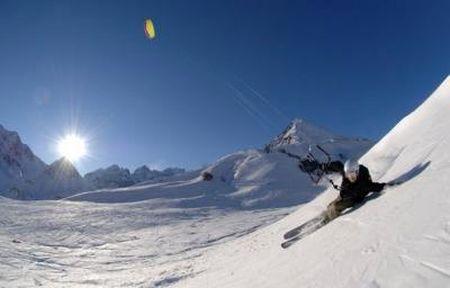 Lyžařské středisko Hochfilzen - fotografie