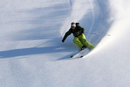 Lyžařské středisko Hochpillberg - fotografie