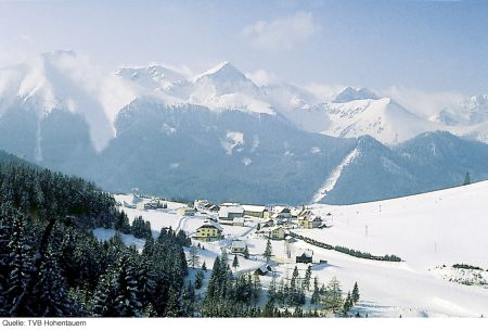 Lyžařské středisko Hohentauern - fotografie