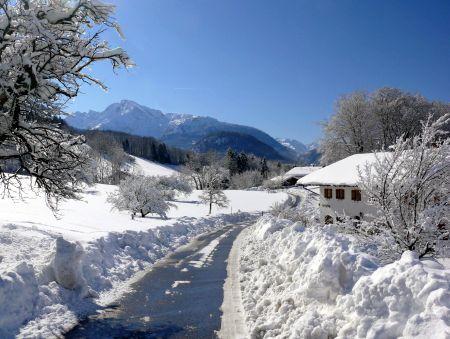 Lyžařské středisko Inzell - fotografie