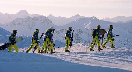 Lyžařské středisko Iseltwald - fotografie
