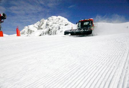Lyžařské středisko Julbach - fotografie