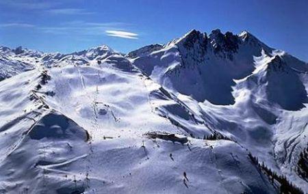 Lyžařské středisko Kaltenbach - fotografie