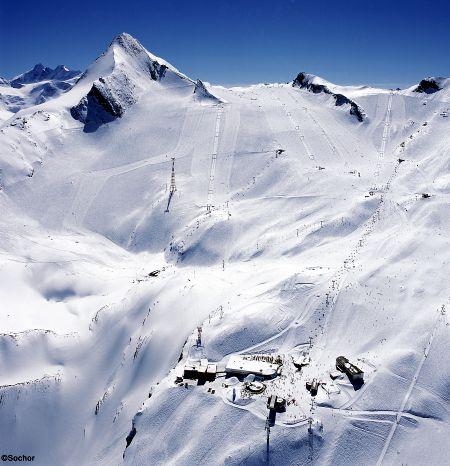 Lyžařské středisko Kaprun - fotografie