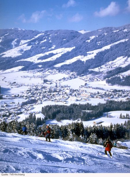 Lyžařské středisko Kirchberg - fotografie