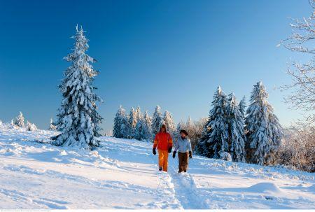 Lyžařské středisko Klosters - fotografie
