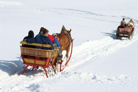 Lyžařské středisko Kramsach - fotografie