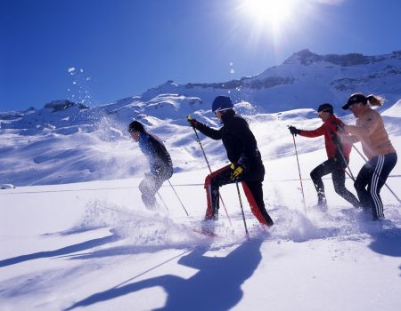 Lyžařské středisko Krattigen - fotografie