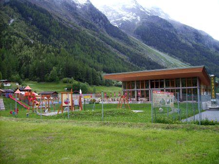 Lyžařské středisko Längenfeld im Ötztal - fotografie