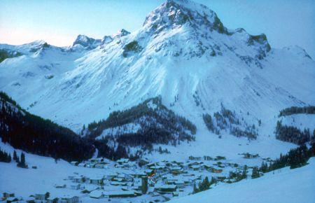 Lyžařské středisko Lech am Arlberg - fotografie