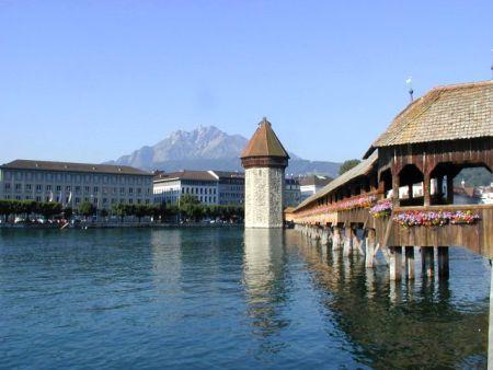 Lyžařské středisko Luzern - fotografie