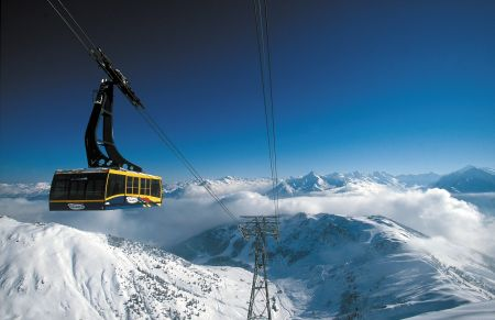 Lyžařské středisko Mayrhofen - fotografie