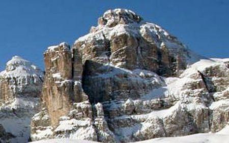 Lyžařské středisko Mazzin di Fassa - fotografie