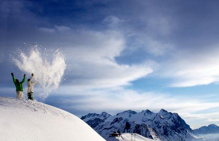 Lyžařské středisko Meiringen - fotografie