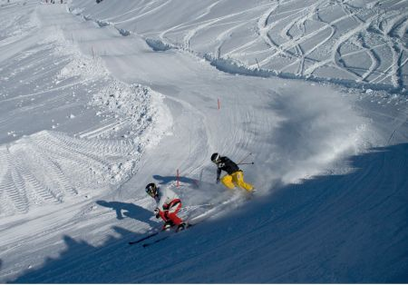 Lyžařské středisko Mieming - fotografie
