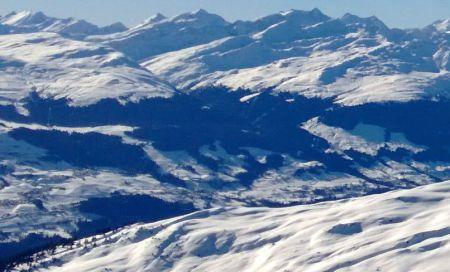 Lyžařské středisko Millstatt in Kärnten - fotografie