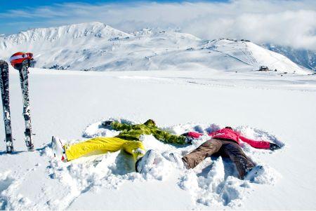 Lyžařské středisko Mittersill - fotografie