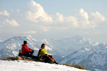 Lyžařské středisko Oberaudorf - fotografie