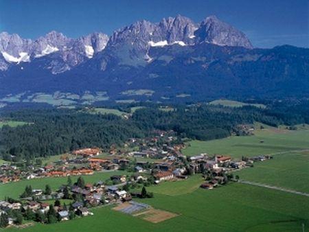 Lyžařské středisko Oberndorf - fotografie