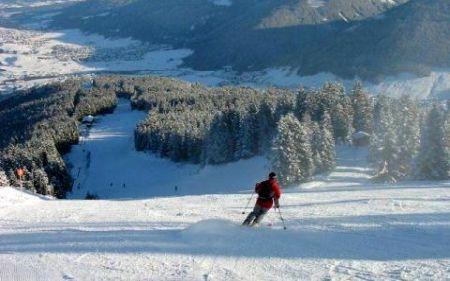 Lyžařské středisko Oberperfuss - fotografie