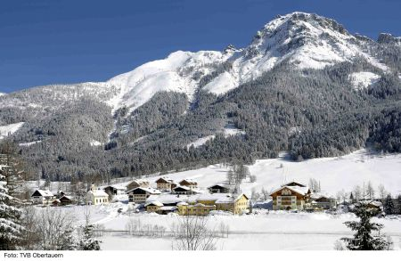 Lyžařské středisko Obertauern - fotografie