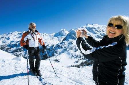 Lyžařské středisko Ossiach am See - fotografie